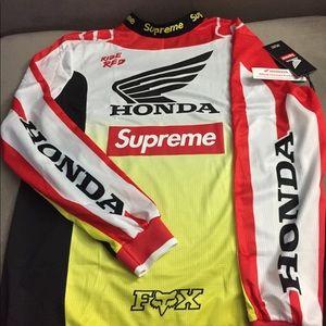 Supreme Honda/Fox Moto Jersey